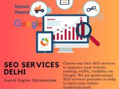 SEO Services Delhi – Search Engine Optimization