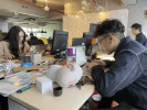 歐零距行銷科技有限公司 work environment photo