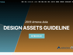 2019 Arnova Asia Conference Design