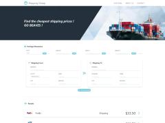 Shipping Cheaper Mockup