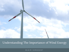 Understanding The Importance of Wind Energy