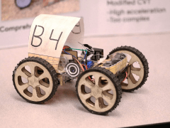 UBC Mech 2 ROVER competition