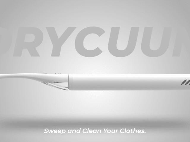 【Product Design】Drycuum/手持式乾洗機