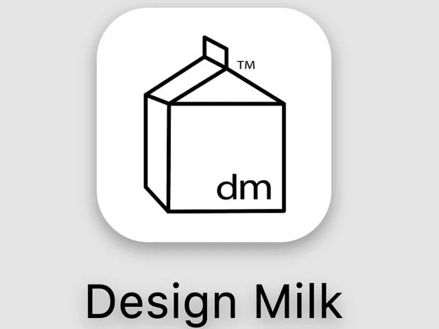 Design Milk App Redesign