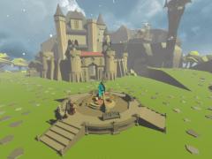 OpenGL場景應用程式