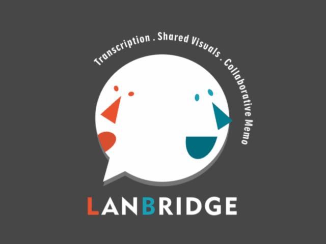 【HCI研究】跨語言橋樑 LanBridge