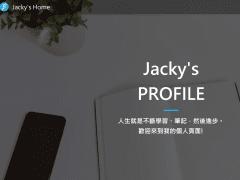 Jacky's Home