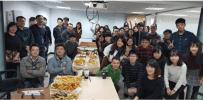 網訊科技股份有限公司 work environment photo