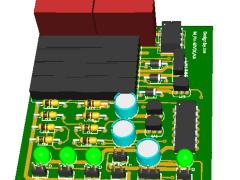 體感裝置控制器電路