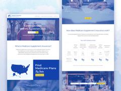 Web design (Insurance)