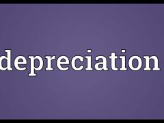What Is Depreciation? | Franklin I. Ogele