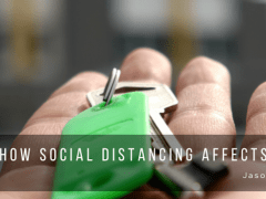 How social distancing affects real estate