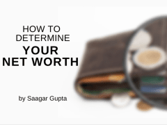 How to Determine Your Net Worth
