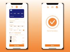 Daily UI 002 Credit Card Checkout 介面設計