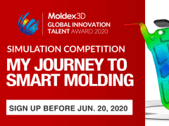 【Project Owner】第六屆 Moldex3D 全球達人賽