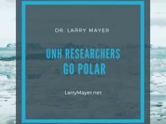 UNH Researchers Go Polar
