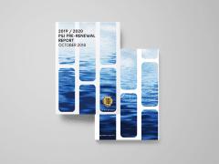CTX 2018 Annual report design