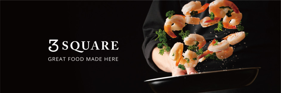 3 SQUARE 三食櫃股份有限公司