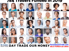 Forex Smart Trade - 784 Traders Funded in 2019