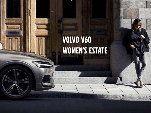 【汽車活動發想】給女生的旅行車活動 - VOLVO V60 Woman Campaign