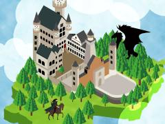 決定自己的故事isometric城堡創作2