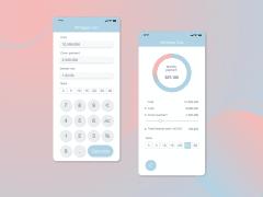 UI DESIGN | Mortgage Calculator