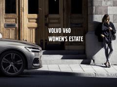 給女生的旅行車活動 - VOLVO V60 Woman Campaign