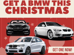 Get a BMW This Christmas At AMG Auto Sales