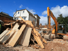 Demolition Hire Equipment - Boss Attachments