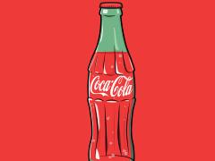 Graphic Design - Coca Cola