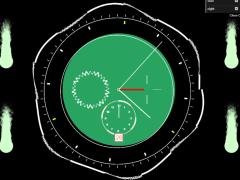 tech clock