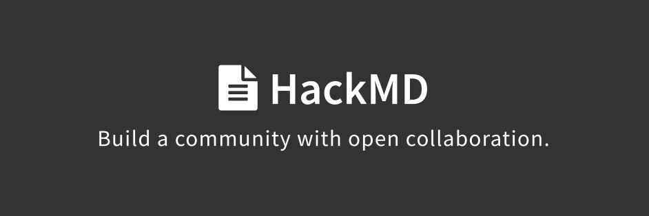 HackMD 嗨筆記股份有限公司