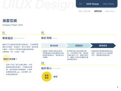 UI 設計-瀚雲官網1