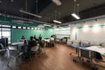 台大創創中心 work environment photo