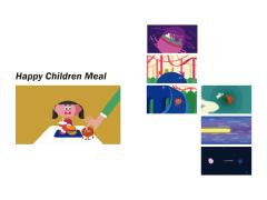 【動畫】Happy Children Meal