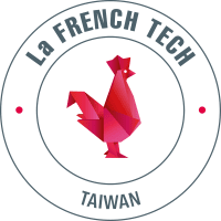La FRENCH TECH TAIWAN logo