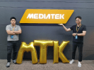 MediaTek work environment photo