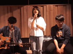 ★辛品誼 ft.黃永華 - Fight Song (Rachel Platten Cover)