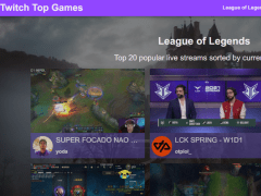 Twitch Top Games