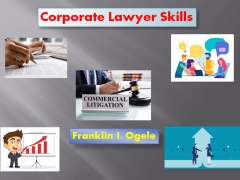 Corporate Lawyer Skills | Franklin I. Ogele
