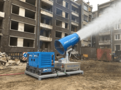 Importance of Dust Control Solutions