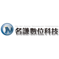 名謙數位科技有限公司 logo
