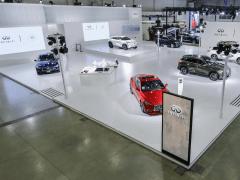 2020 INFINITI國際新車大展