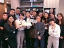 外商行銷業務代理商 work environment photo