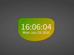 JavaScript電子時鐘(Digital)