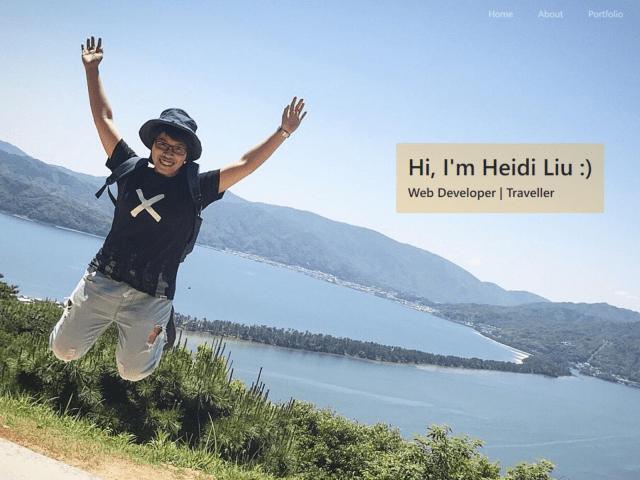 Heidi's Portfolio