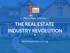 Alvin Hope Johnson | Real Estate Revolution