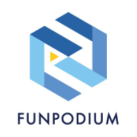 FUNPODIUM logo
