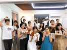 Photo de l'environnement de travail chez 台灣拿福能社群媒體策略行銷有限公司