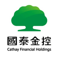 Cathay Financial Holdings 國泰金控 logo